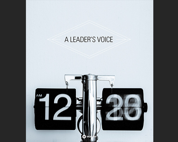 A Leader's Voice